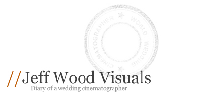 // Jeff Wood Visuals logo